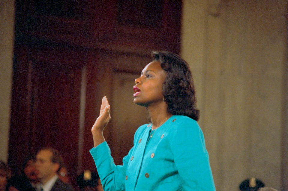 Culture. Love. War: What Black Women Owe Anita Hill