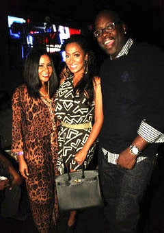 After Dark: Celebs at 'Bottles and Strikes' Two-Year Anniversary