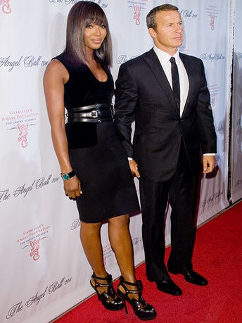 After Dark: Naomi Campbell Honored at 'Angel Ball' for Cancer Research