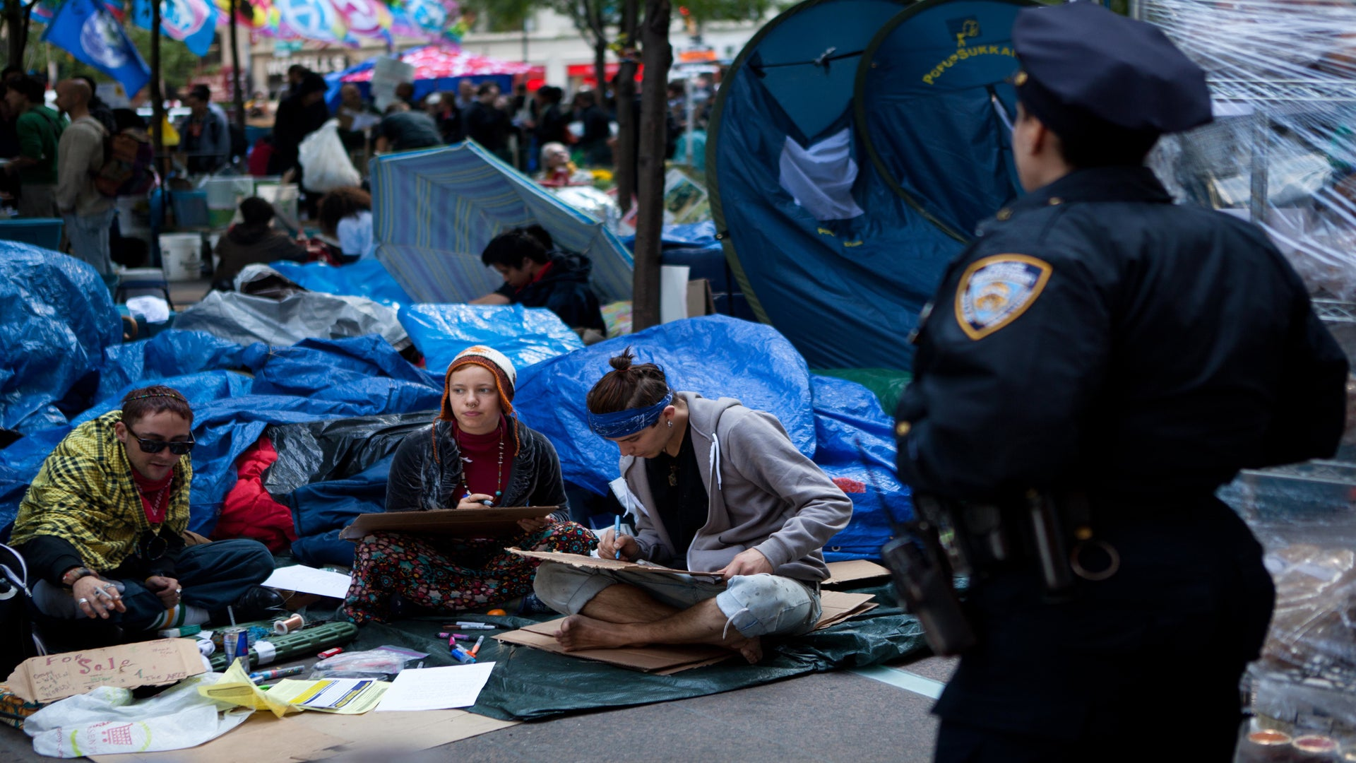 Real Talk: Fight the Power #OWS