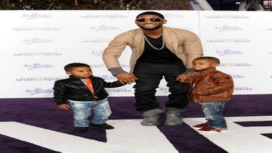 Celeb Dads: Usher's Cutest Doting Daddy Moments with His Sons