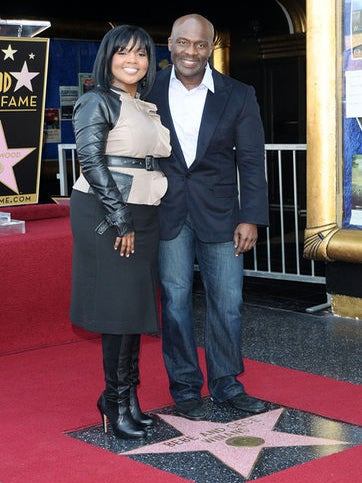 BeBe & CeCe Winans Earn Hollywood Star