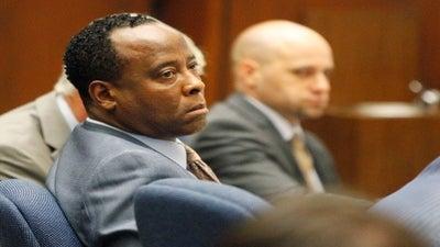 Dr. Conrad Murray Will Not Testify