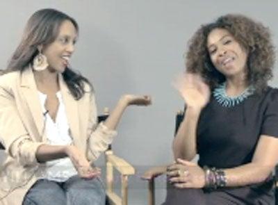 Shake Your Beauty: Tanika Ray Talks Natural Tresses