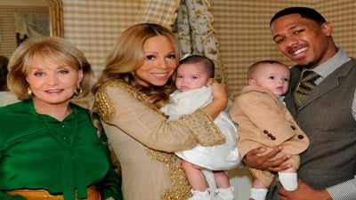 Mariah Carey and Nick Cannon Reveal Twins and Launch DemBabies.com
