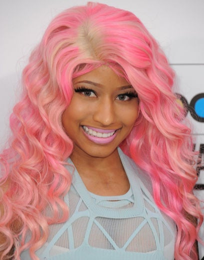Nicki Minaj Doesn't Like a Flashy Rich Man