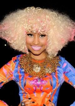 Nicki Minaj Launches OPI Nail Polish Collection