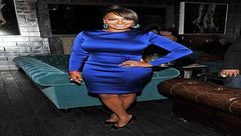Celebrity Style: Celebs Wearing Blue