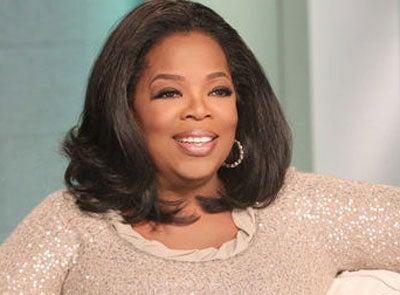 Oprah Surprised to Receive Academy Honor