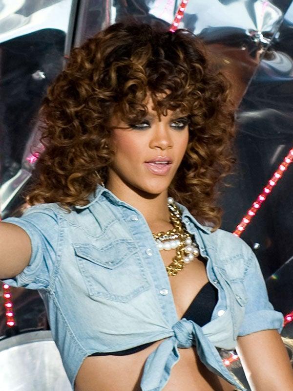 Rihanna Wants an Aggressive Man