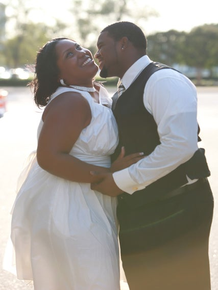 Just Engaged: Jerrica and Jarel