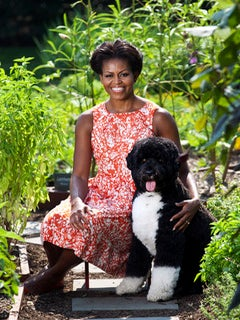 Michelle Obama's Garden Book Set for Release