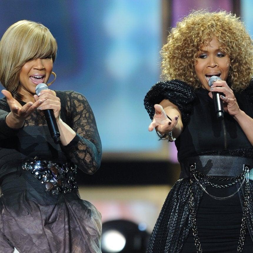 Gospel Duo Mary Mary Lands a Reality TV Show