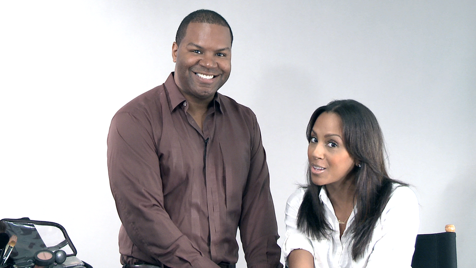 Shake Your Beauty: Fall Makeover with Celeb Makeup Artist Christopher Michael
