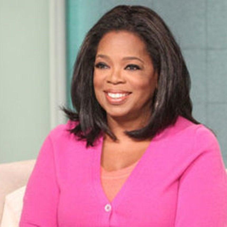 Oprah Receives Honorary Oscar