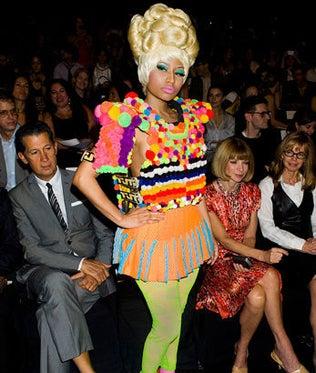 Nicki Minaj and Prince to Celebrate Versace at H&M