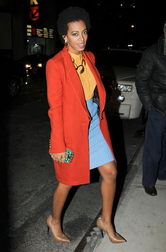 Celeb Style: 25 Ways to Wear Color Block
