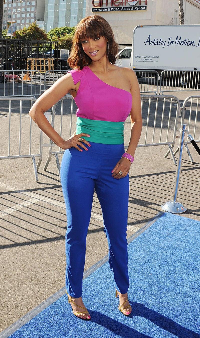 Girl About Town: Tyra Banks