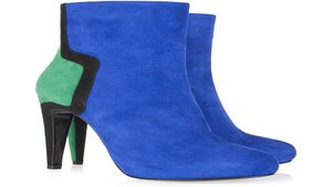 Lust List: Suede Shoes