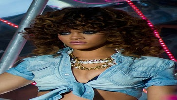 Report: Rihanna on 24-Hour Health Watch During 'Loud' DVD Filming
