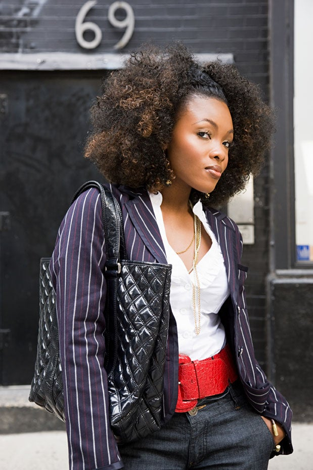Reader Q&A: Blogger CurlyNikki on Achieving the Perfect Braid-Out