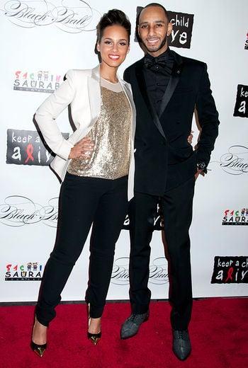 Red Carpet: Alicia Keys Hosts 8th Annual Black Ball