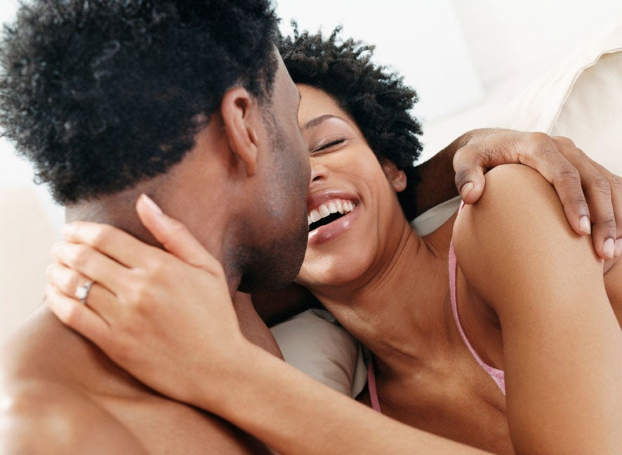 Man and woman having sexuality in bed pictures