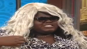 Must-See: Gabby Sidibe Impersonates 'RHOA' Stars