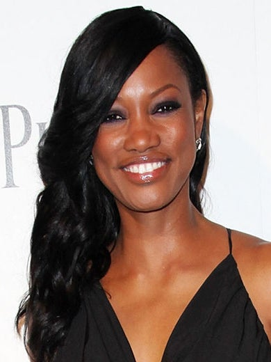 Hairstyle File: Garcelle Beauvais