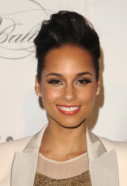 Alicia Keys Wants to Raise a Charitable Son