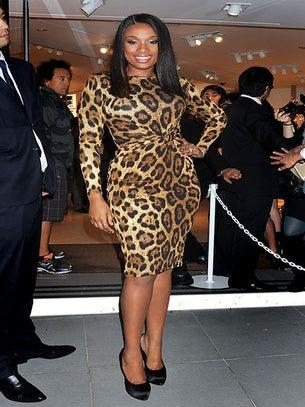 Celeb Style: Luxe Leopard Print
