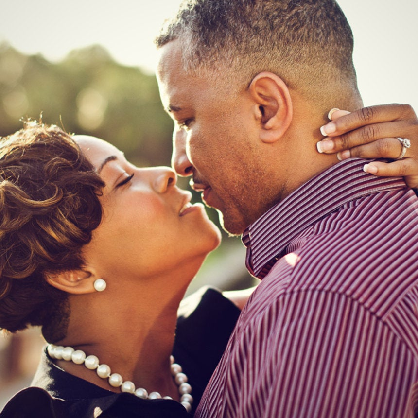Just Engaged: Ekecia and Dwayne