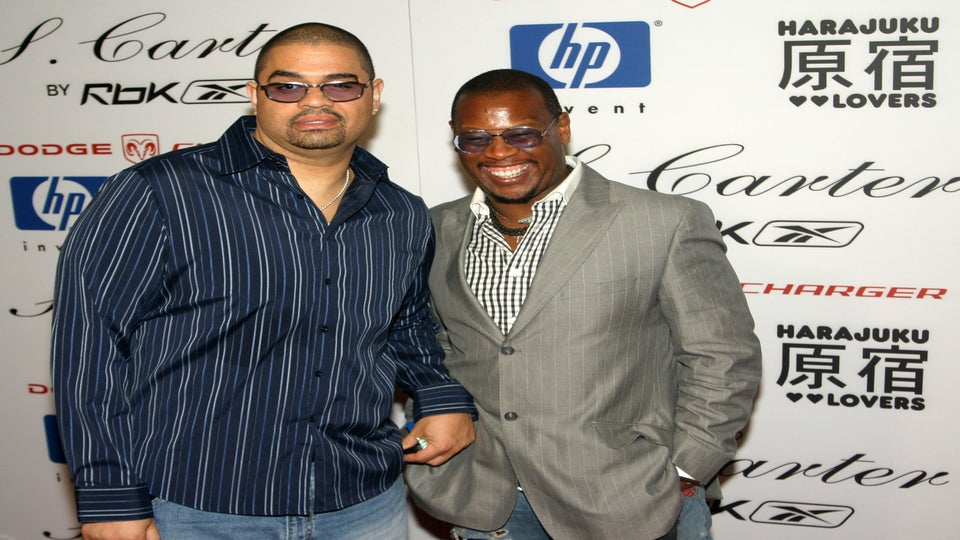 Andre Harrell Remembers Rapper Heavy D