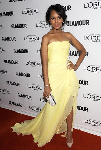 Live from the 2011 Glamour Awards