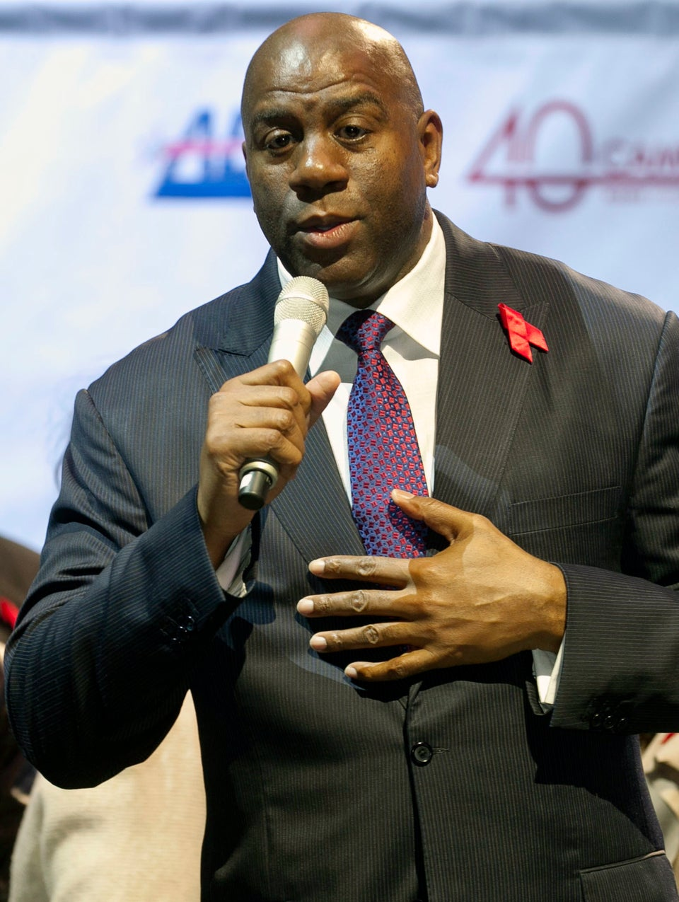 Magic Johnson to Launch New Cable Network