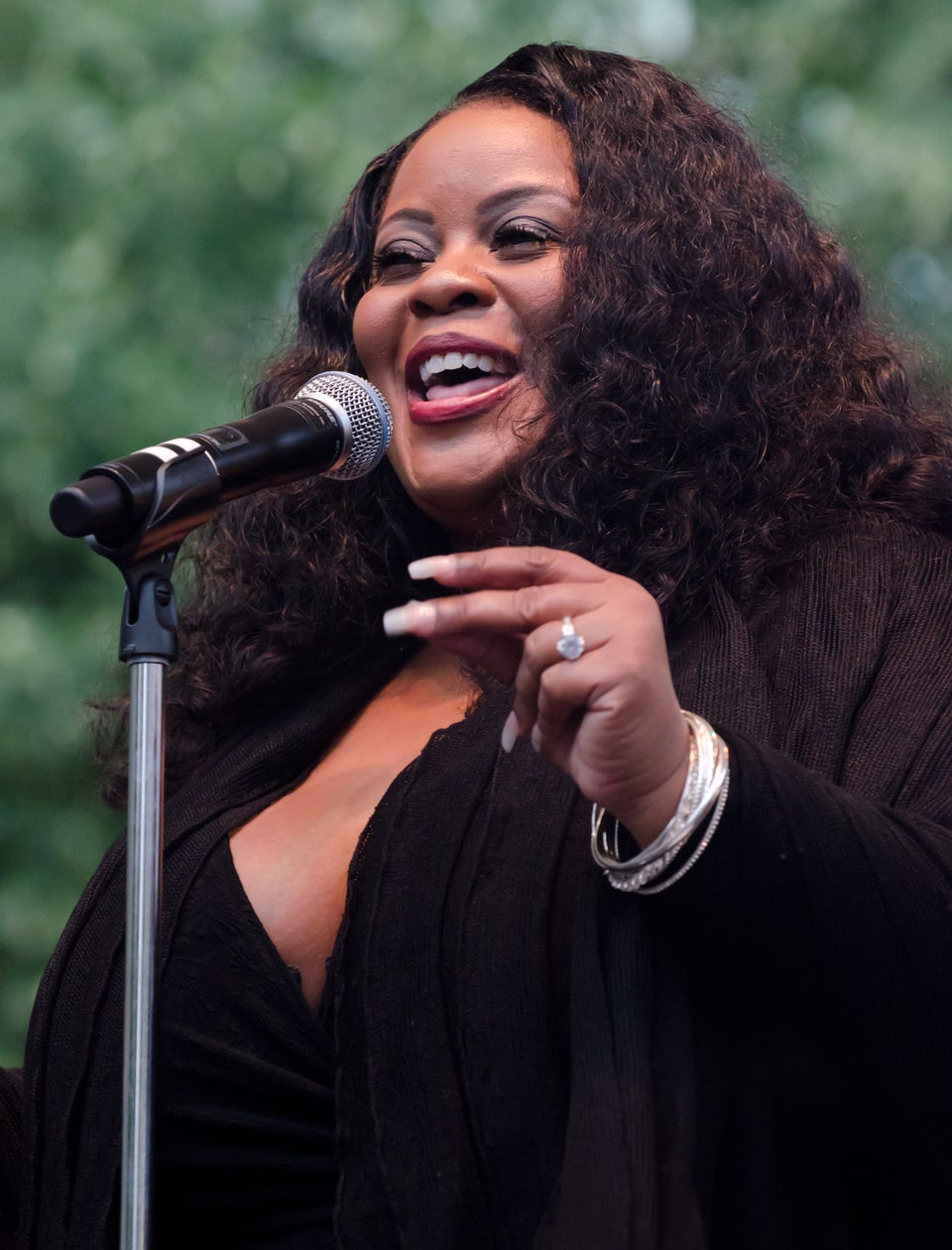 5 Questions with Maysa on 'Motion of Love' & Working with Stevie Wonder
