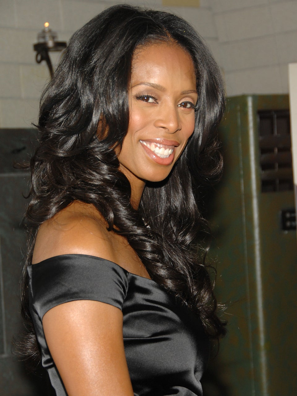 Tasha Smith Forgives Her Mother for Years of Drug Abuse
