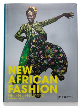 "Fashion Q&A: Helen Jennings of ""New African Fashion"""