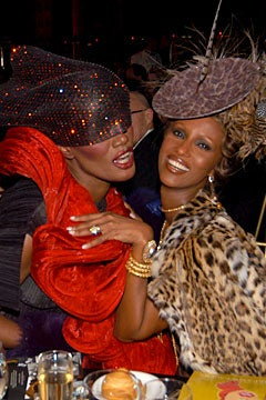 Hats Off to Grace Jones' Favorite Head Topper