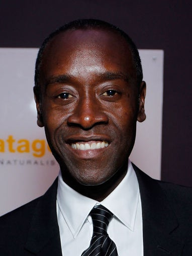 EXCLUSIVE: Don Cheadle on Playing a 'Metal Dude' in 'Iron Man 3' and His Real-Life Superheroes