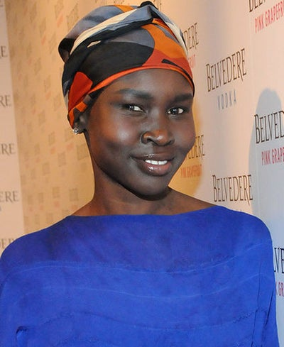 EXCLUSIVE: Alek Wek on Getting Love From Lupita Nyong'o
