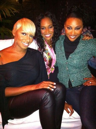 So, Nene Leakes And Marlo Hampton Are Cool Now