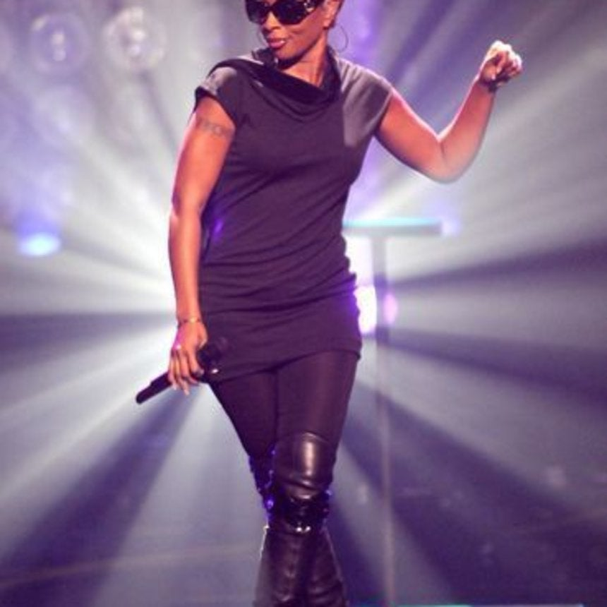 41 Reasons We Love Mary J. Blige
