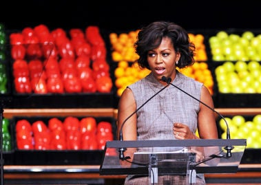 USDA Is Killing Michelle Obama's Efforts To Get Students To Eat Healthy