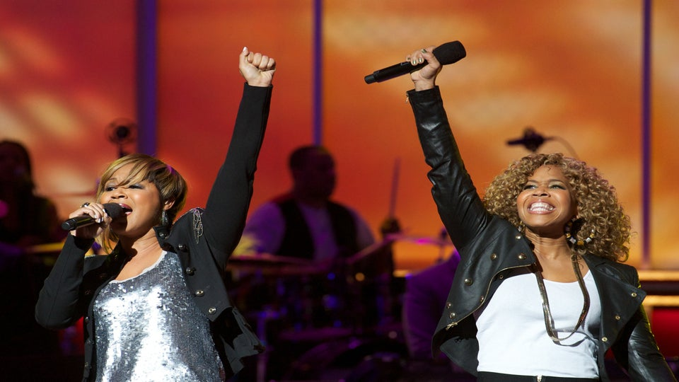 Walk the Walk: Mary Mary on the Power of Words