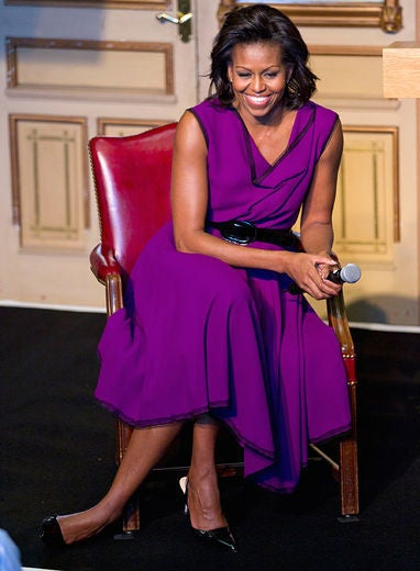 Top 10: The Week's Best-Dressed 11-11-2011