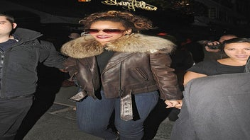 Celeb Style: Tougher than Leather