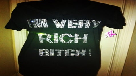 NeNe Leakes Launches 'I'm Very Rich B*tch' T-Shirts