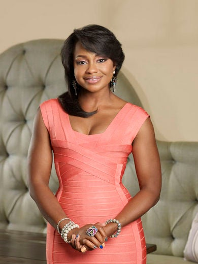 Phaedra Parks Talks Opening a Funeral Home