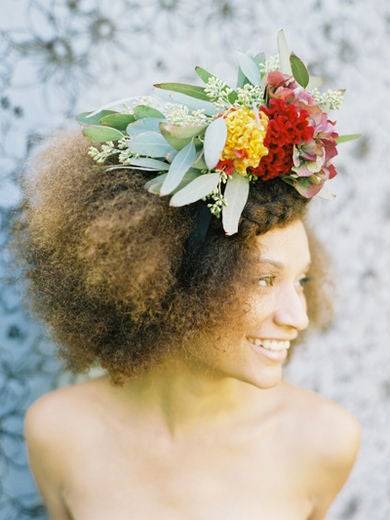 Hot Hair: Fancy Natural Styles